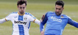 Liga SmartBank: Leganés - Fuenlabrada