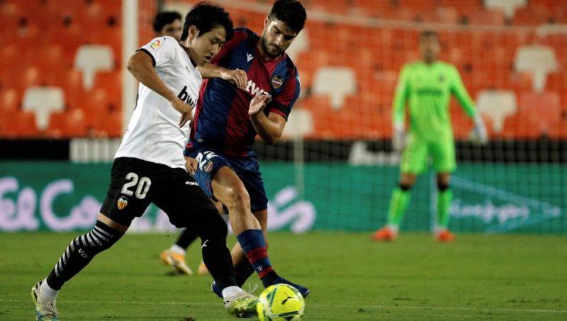 Liga Santander: Levante - Valencia