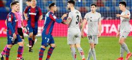 Copa del Rey: Levante UD - Athletic Club
