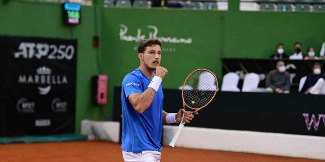 ATP Marbella y Cagliari: Final / Masters Montecarlo: Ronda 1