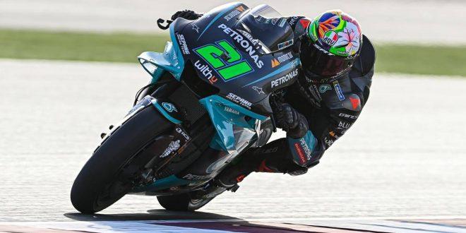 MotoGP (GP de Portimao): Franco Morbidelli vs Maverick Viñales