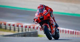 MotoGP (GP de Portimao): Francesco Bagnaia vs Miguel Oliveira
