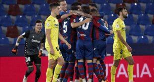 Liga Santander: Levante UD - Villarreal CF