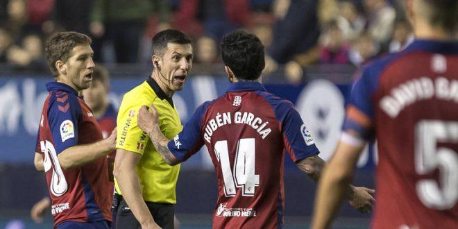 Liga Santander: RC Celta de Vigo - CA Osasuna