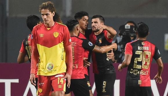 Copa Sudamericana: Melgar - Metropolitanos / Jorge Wilstermann - Ceará