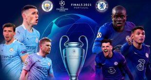 Champions League: Manchester City - Chelsea