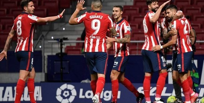 Liga Santander: Atlético - Osasuna / Getafe - Levante