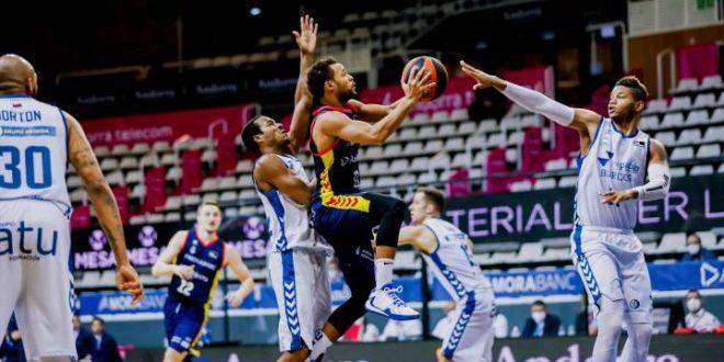 Liga Endesa: UCAM Murcia - MoraBanc Andorra