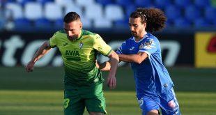 Liga Santander: Getafe - Eibar