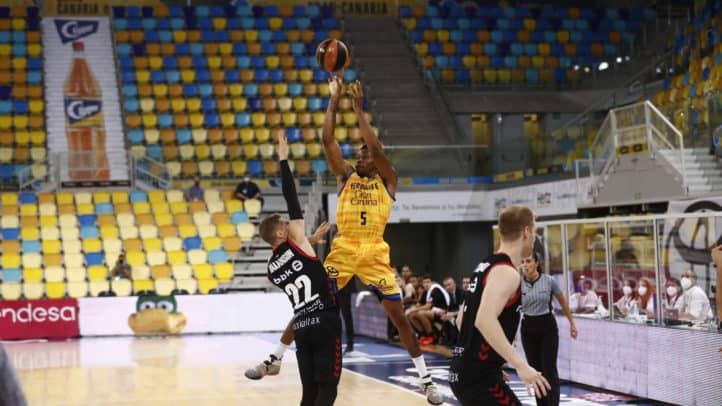 Liga Endesa: RETAbet Bilbao Basket - Herbalife Gran Canaria