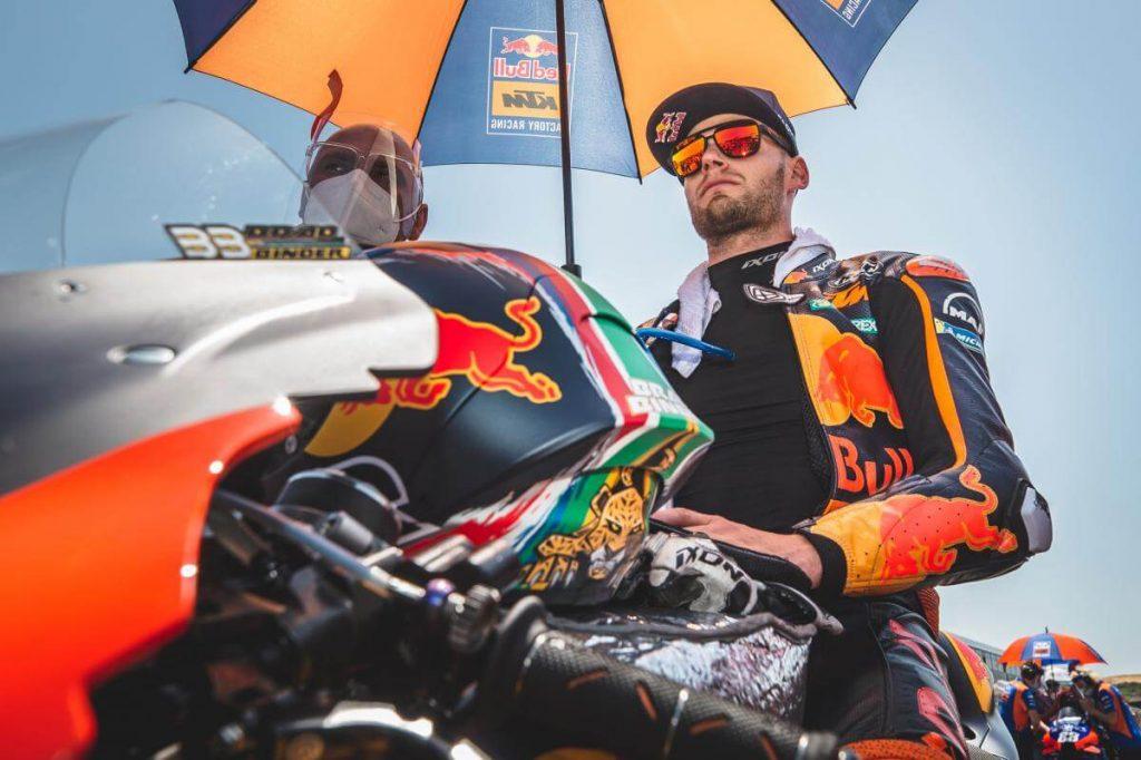 MotoGP (GP de Alemania): Brad Binder vs Jorge Martín
