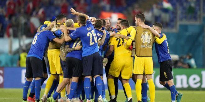 Eurocopa 2020: Italia – Austria