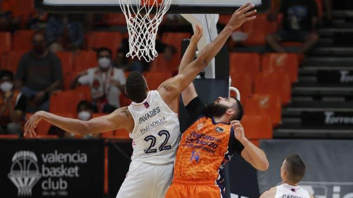 Liga Endesa: Real Madrid - Valencia Basket