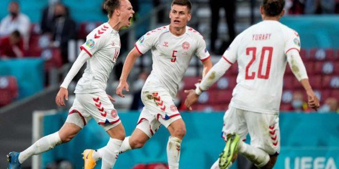 Eurocopa 2020: Inglaterra - Dinamarca