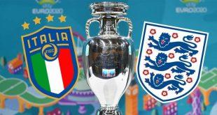 Eurocopa: Italia - Inglaterra