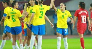 JJOO Tokio 2020: Brasil Fem. - Zambia Fem. / Países Bajos Fem. - China Fem.