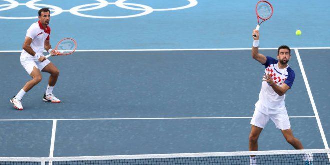 JJOO Tokyo 2020 (Dobles): Mektic/Pavic vs Cilic/Dodig