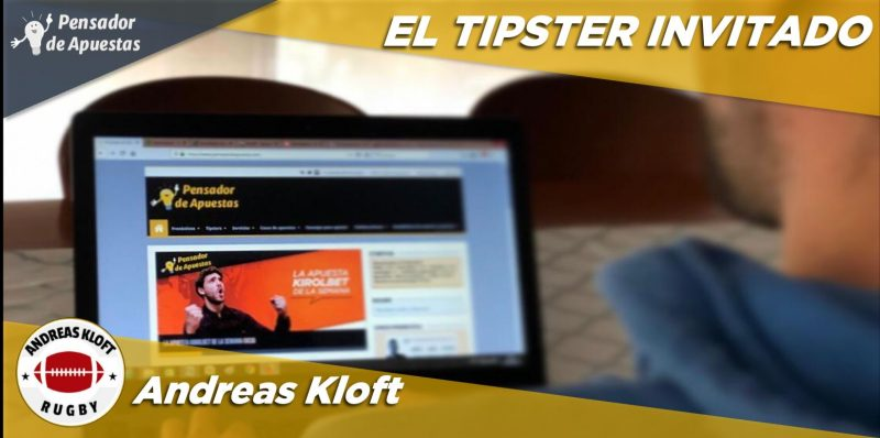 El Tipster Invitado: Andreas Kloft