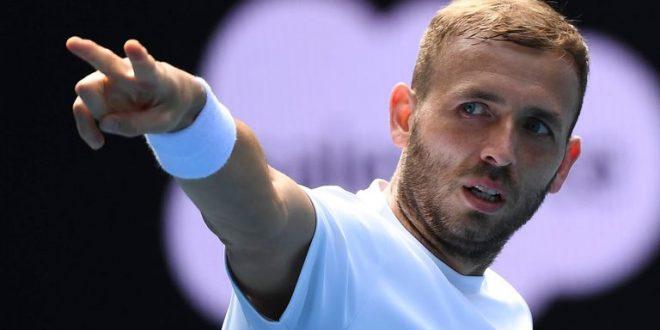 ATP 250 Winston-Salem: Daniel Evans vs Lucas Pouille