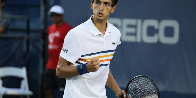 ATP 250 Winston-Salem: Herbert vs Giron