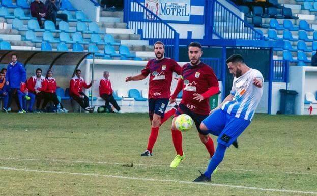 Clubes amistosos: CF Motril - Atarfe Industrial