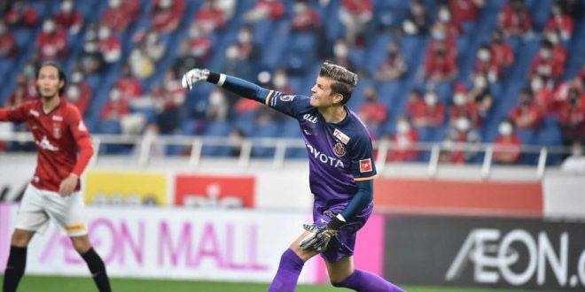 Langerak Nagoya Grampus the afc