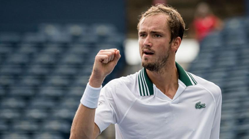 Masters Toronto: Final: Medvedev vs Opelka