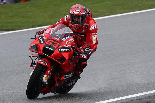MotoGP (GP de Austria): Francesco Bagnaia > Fabio Quartararo