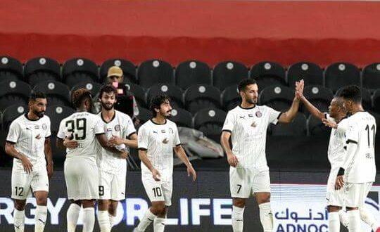 JLeague 1 / Arabian Pro League: Sanfrecce Hiroshima vs Yokohama F Marinos / Al Jazira vs Al Nasr