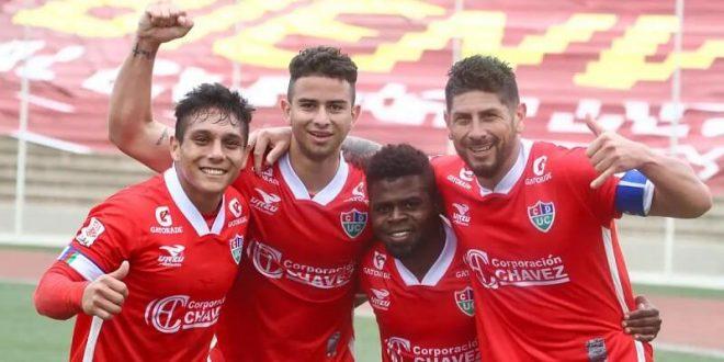 Perú (Liga 2): Carlos Stein - Santos FC / Unión Comercio - Juan Aurich