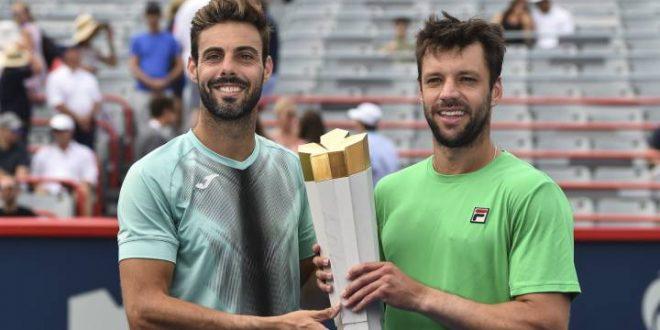 US Open (Dobles): Granollers/Zeballos vs Chardy/Martin