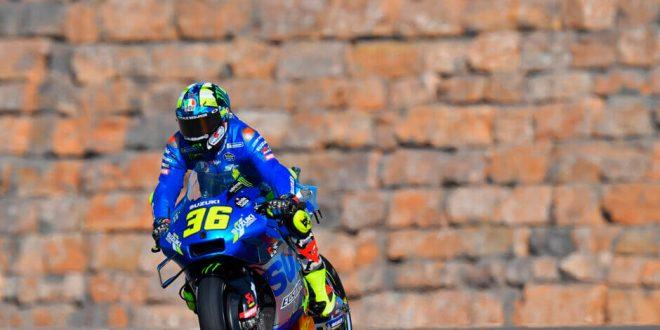 MotoGP (GP de Aragón): Joan Mir vs Jorge Martin