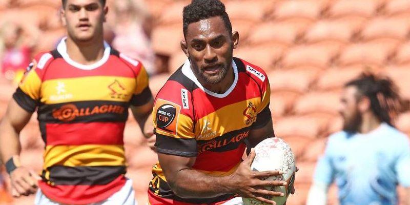 Rugby Union NPC: Waikato vs Taranaki