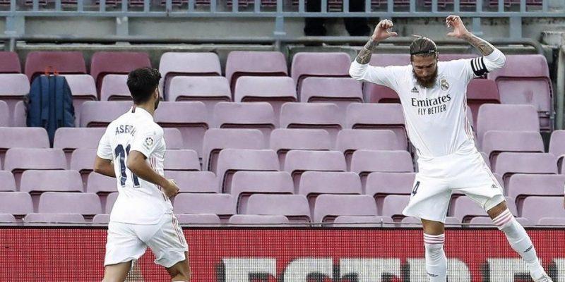 Liga Santander: FC Barcelona – Real Madrid CF