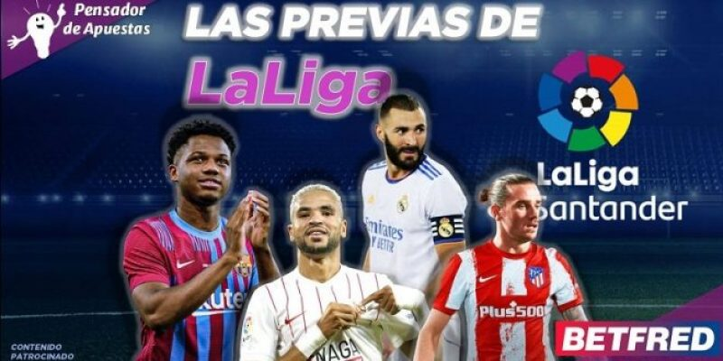 Las previas de La Liga Santander - Jornada 9