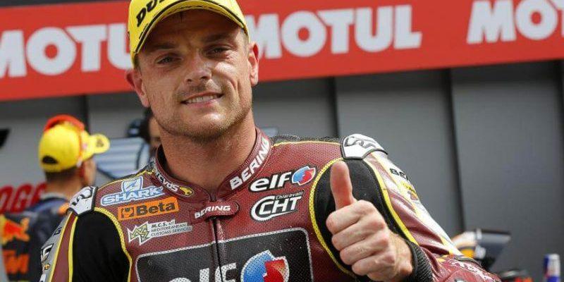 Moto2 (TT Assen): terminará en el podio