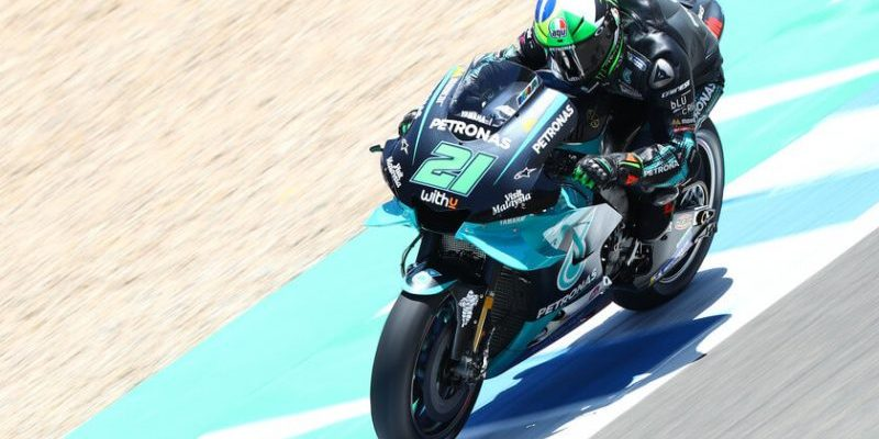 MotoGP (GP de España): Franco Morbidelli vs Francesco Bagnaia