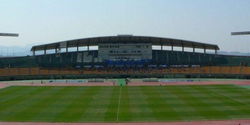 Toyama Stadium JLeague 3 nationalstadium tours