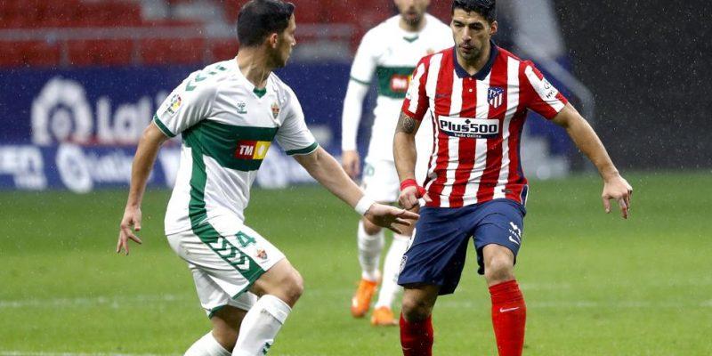 Liga Santander: Elche CF - Atlético de Madrid