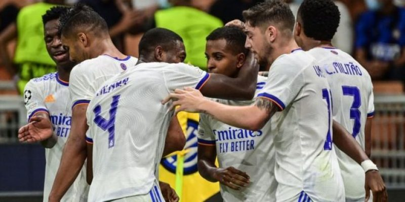 Champions League: Real Madrid C.F - Sheriff Tiraspol